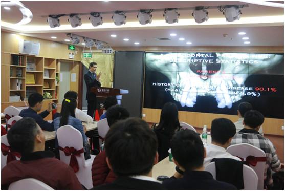 雅度口腔举办种植牙学术峰会,广州100多位牙医接受培训