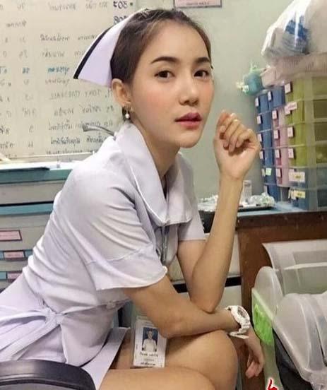泰护士因性感被辞 在工作场合衣着过于性感撩人