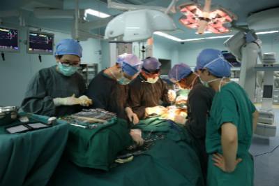 急性A型主动脉夹层患者在燕达医院重获新生