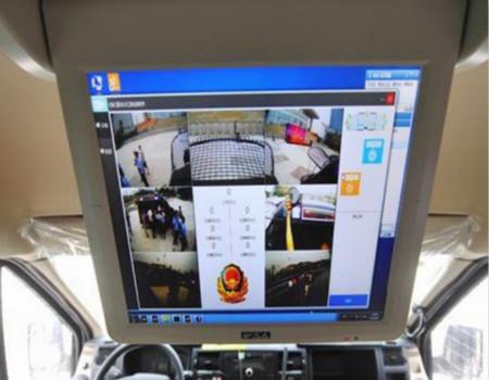 华北工控智能硬件助力猎豹智能交警车车载系统平台